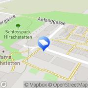 Karte Privatkindergarten Sprösslinge Wien, Österreich