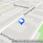 Karta Egeryds Fastighetsförvaltning Eskilstuna Eskilstuna, Sverige