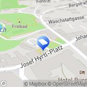 Karte Architekt Mag. Johann Schandl ZT Eisenstadt, Österreich