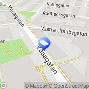 Karta Brf Haga Nr 2 Västerås, Sverige