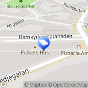 Karta Data Terminal Service i Västerås AB Västerås, Sverige