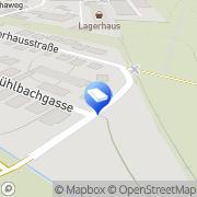Karte Bruckmoser Johann Margarethen am Moos, Österreich