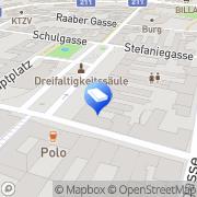 Karte IMMO-CONTRACT Makler GesmbH Bruck an der Leitha, Österreich