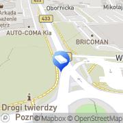 Mapa Gobi S.A. Poznań, Polska