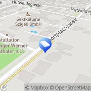 Karte Installation Preisinger Werner Bernthaler e.U. Gols, Österreich