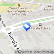 Mapa Multi Polska Sp. z o.o. Chodzież, Polska