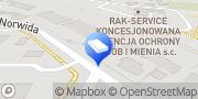 Mapa Biuro Rachunkowe LMB Office Poznań, Polska
