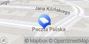 Mapa Darp - Posadzki przemysłowe, żywiczne, betonowe Poznań, Polska