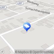 Karte Unger Erwin Gartenbaubetrieb Wallern im Burgenland, Österreich