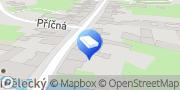 Map Pohřební služba MISERICORDIA s.r.o. Litovel, Czech Republic