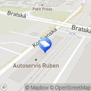 Map MAX Parket, s.r.o. Bratislava, Slovakia