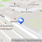 Karta Apoteket Ejdern Oxelösund, Sverige