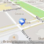 Karta Fastighetsbyrån Gävle Gävle, Sverige