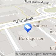 Karta Elektronik Komponent Gävle, Sverige