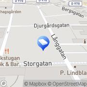 Karta Naskovit AB Mariefred, Sverige