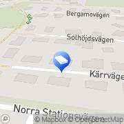 Karta Björnson AB, Sten Nykvarn, Sverige