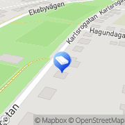 Karta Chiasma Uppsala, Sverige