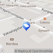 Karta Riksmäklaren Uppsala, Sverige