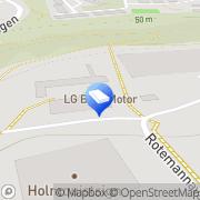 Karta Mino Byggplåt Norsborg, Sverige