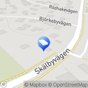 Karta Bokab Konsult AB Barkarby, Sverige