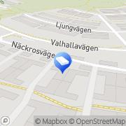 Karta Bergman, Per-Erik Odenslunda, Sverige