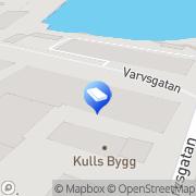 Karta XL-Bygg Fresks Härnösand, Sverige