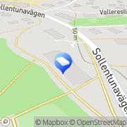 Karta Spl Powerlines Sverige AB Sollentuna, Sverige