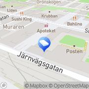Karta Jomat Micro Compliance AB Sundbyberg, Sverige