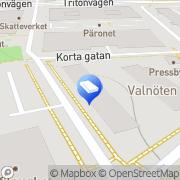 Karta Heath Comm Solna, Sverige