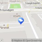 Karta Vi Agerar Solna, Sverige