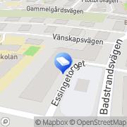 Karta OMBY AB Stockholm, Sverige