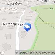 Karta K R J Rör & Fastighetsservice Snättringe, Sverige