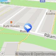 Karta IRG Industrial Recruitment Group Stockholm, Sverige