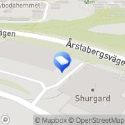 Karta Thimanders Rostfria AB Stockholm, Sverige