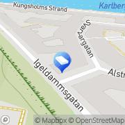Karta Tecknare Gunilla Hansson Stockholm, Sverige