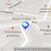 Karta Brf Stengodset 18 i Stockholm Stockholm, Sverige