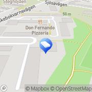 Karta Wahlbeck Byggare Stuvsta, Sverige