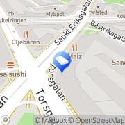 Karta Lindvall Arkitektur AB Stockholm, Sverige
