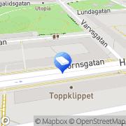 Karta Brf Spettet 1 Stockholm, Sverige
