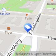 Karta Apoteket Påfågeln Stockholm, Sverige