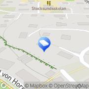 Karta Rds - Konsult Stocksund, Sverige