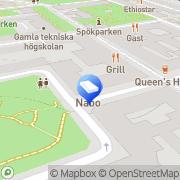 Karta Memnon Networks AB Stockholm, Sverige
