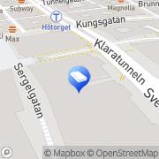Karta Odgers Berndtson Stockholm, Sverige