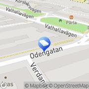 Karta Alliance Stockholm Stockholm, Sverige