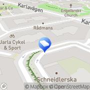 Karta Aggers Tapetserarverkstad Stockholm, Sverige