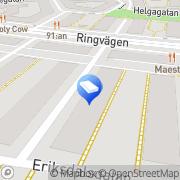 Karta Dataspecialisten Rhe AB Stockholm, Sverige