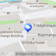 Karta Devitec AB Stockholm, Sverige