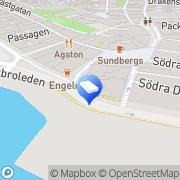 Karta Certezza AB Stockholm, Sverige