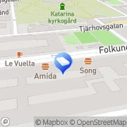Karta Frilansjournalist Maria Tellander Stockholm, Sverige