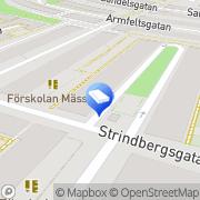 Karta Hall & Geen AB Stockholm, Sverige